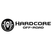 HardCore Off-Road Center Caps & Inserts