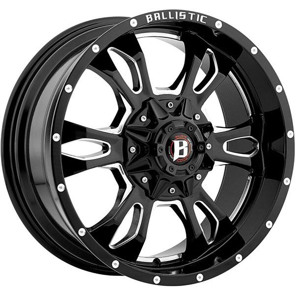 Ballistic Mace 957 Gloss Black