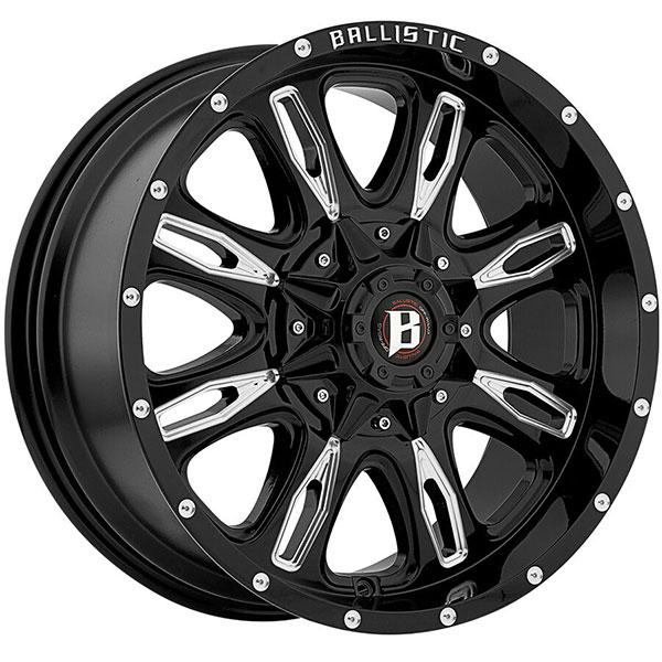Ballistic Scythe 953 Black