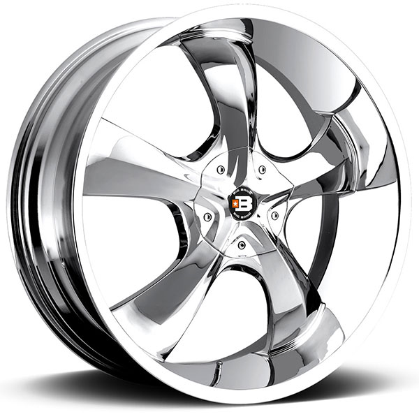 Big Bang BB24 Chrome