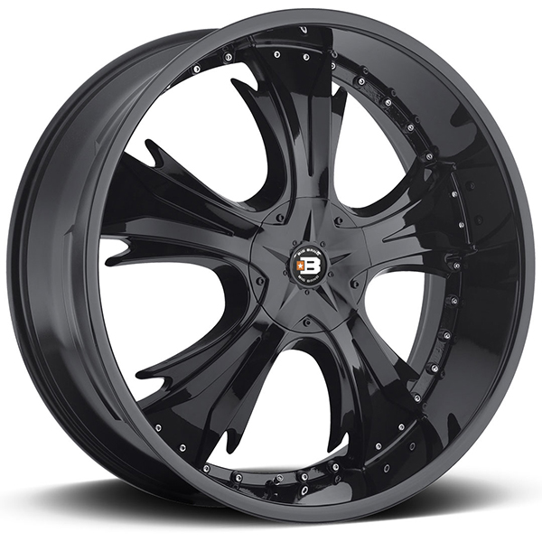Big Bang BB5 Gloss Black