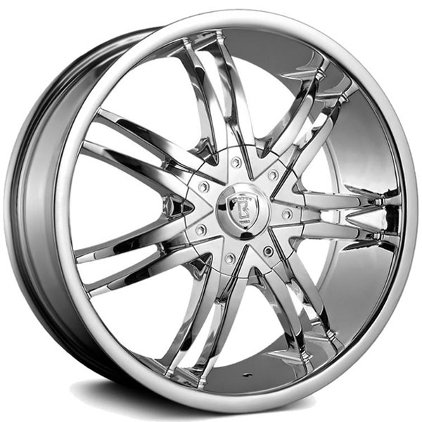 Borghini B14 Chrome