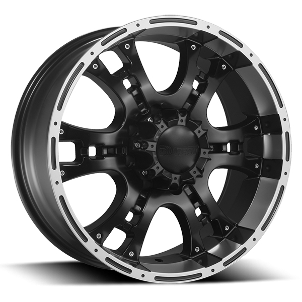 DCenti DW915 Black with Machined Lip