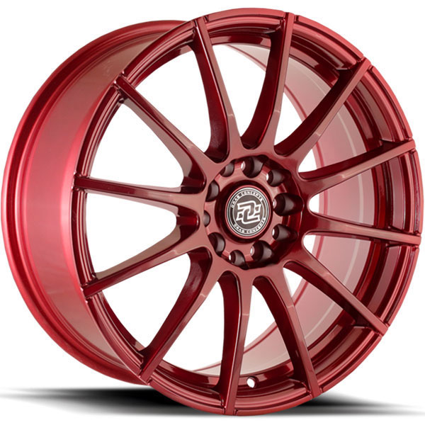 Drag Concepts R16 Candy Red
