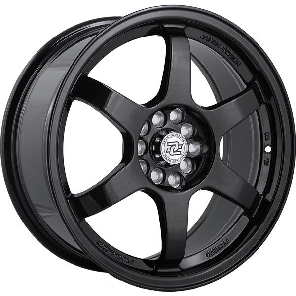 Drag Concepts R24 Gloss Black