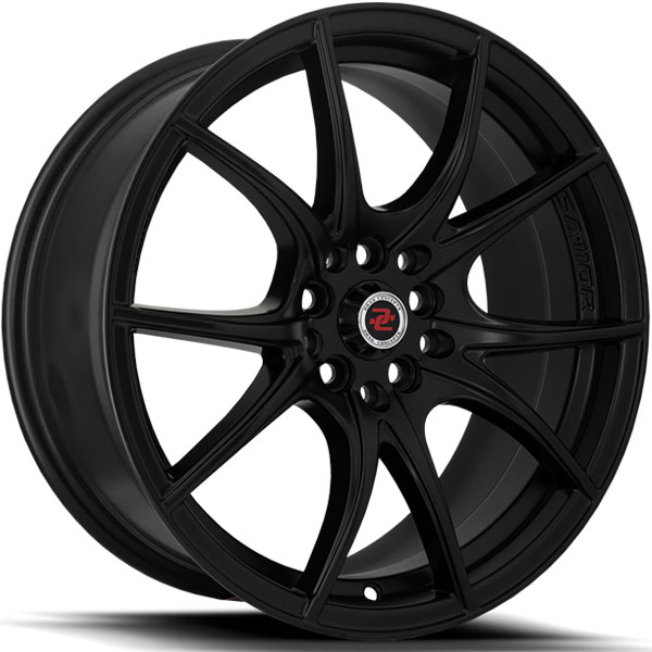 Drag Concepts R27 Satin Black