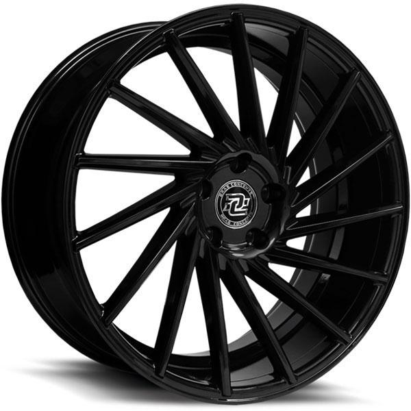 Drag Concepts R36 Gloss Black