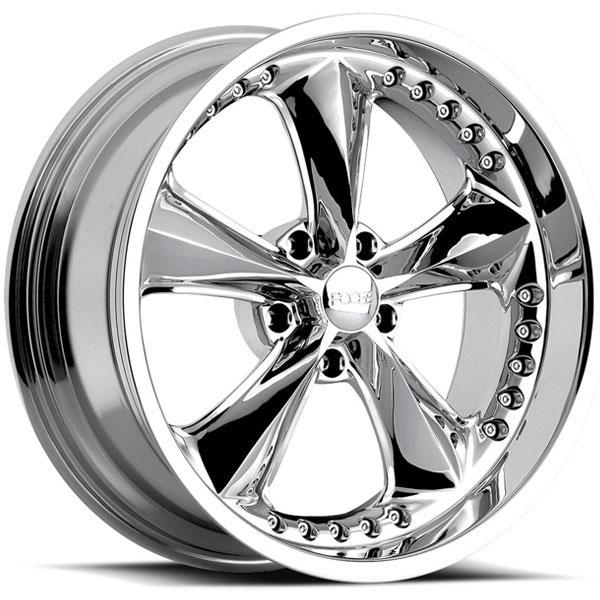 Foose Nitrous F117 Chrome