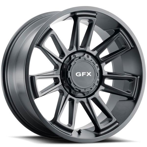 G-FX TR21 Matte Black
