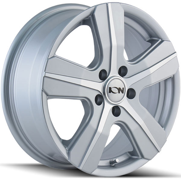 Ion Alloy 101 Silver with Machined Face