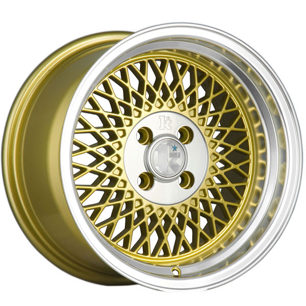 Klutch SL1 Gold with Machined Lip