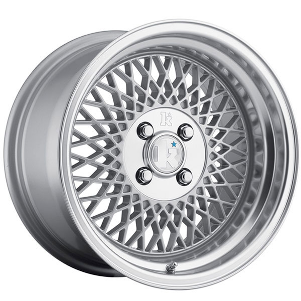 Klutch SL1 Silver with Machined Lip