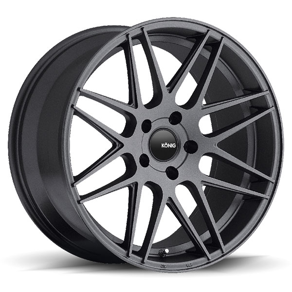 Konig Integram Matte Graphite