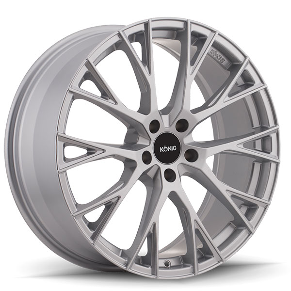 Konig Interflow Metallic Silver