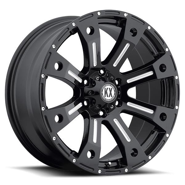 KX CP77 Gloss Black