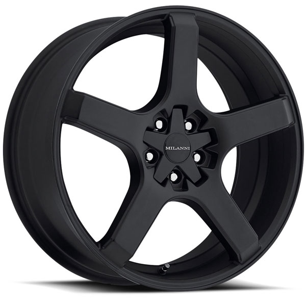 Milanni 464 VK-1 Satin Black