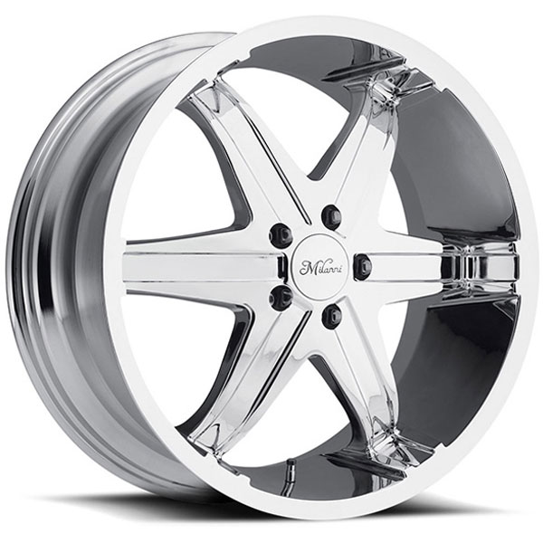 Milanni Kool Whip 6 446 Chrome