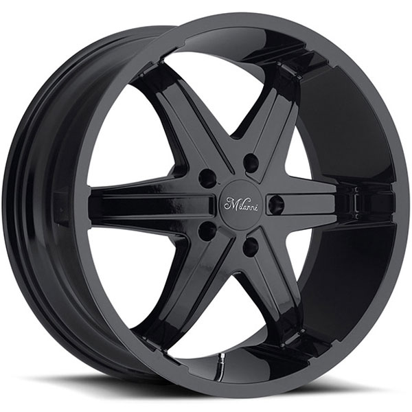 Milanni Kool Whip 6 446 Gloss Black