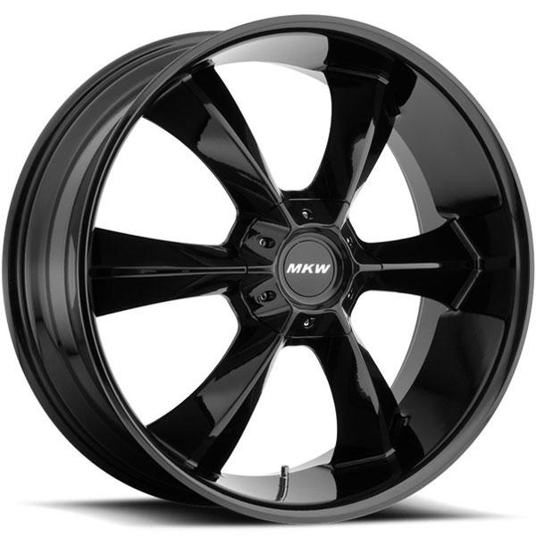 MKW M119 Gloss Black