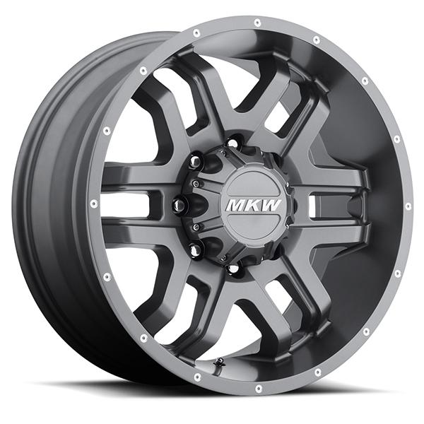 MKW M93 Anthracite Grey 8 Lug