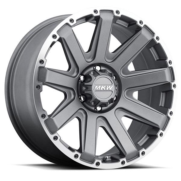 MKW M94 Gray Machined