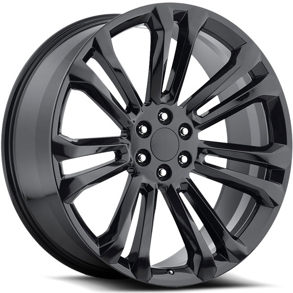 OE Revolution 158 Gloss Black