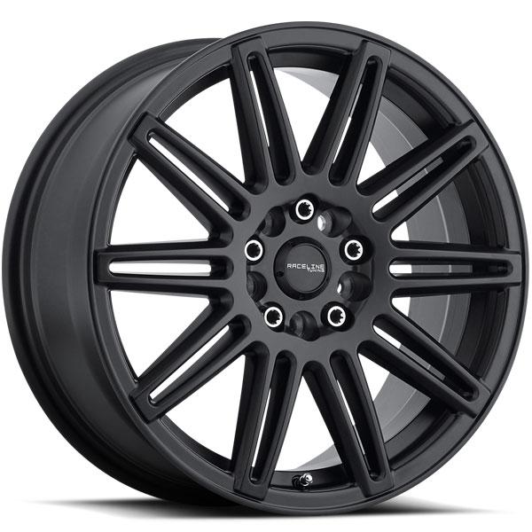 Raceline 143B Cobalt Black