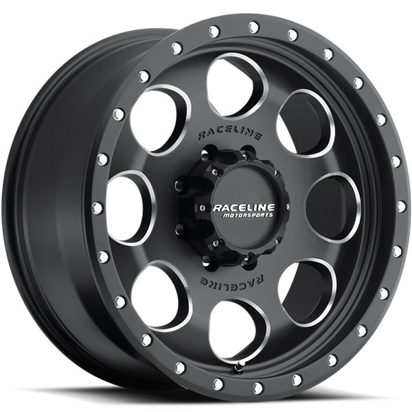 Raceline 925M Havoc Black