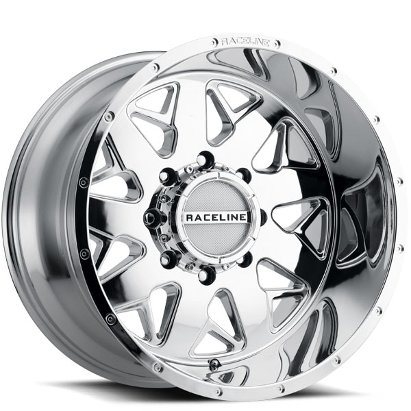Raceline 939C Disruptor Chrome