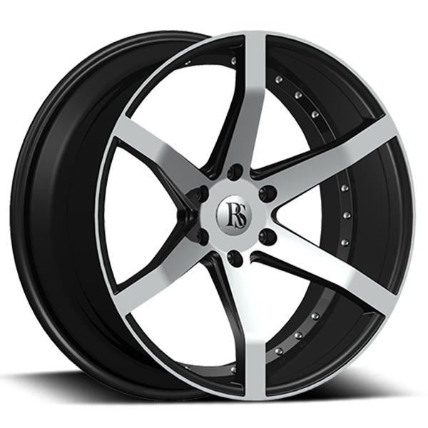 Red Sport RSW105B Black with Machined Face