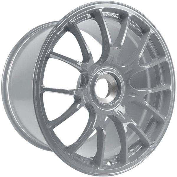 RSR R980 Silver