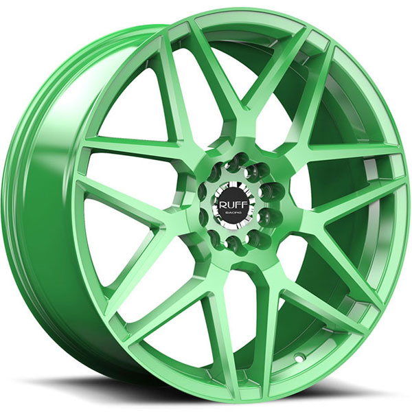 Ruff Racing R351 Green