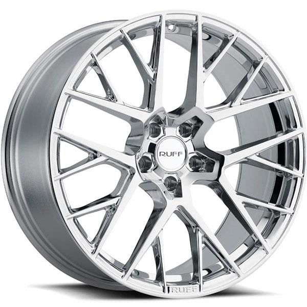 Ruff Racing R4 Chrome