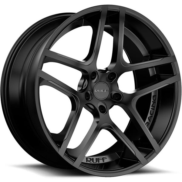Ruff Racing R954 Satin Black