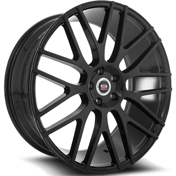 Spec-1 SPL-001 Gloss Black