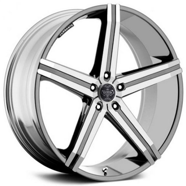 Versante 228 Chrome 5 Lug