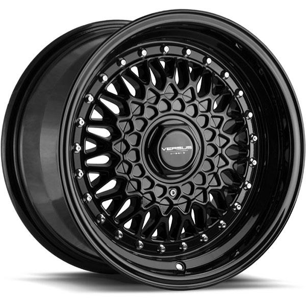 Versus VS218 Gloss Black