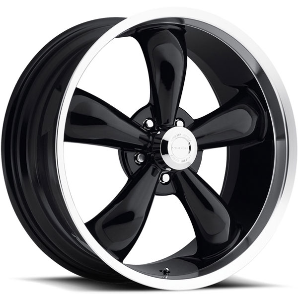 Vision 142 Legend 5 Gloss Black with Machined Lip