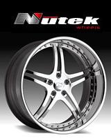 Nutex Wheels